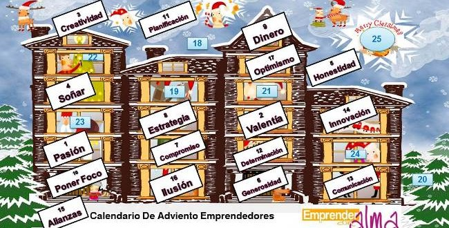Calendario De Adviento, Día 17: Optimismo
